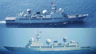Kapal Militer China