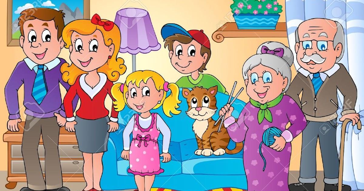 Картинки для детей я и моя семья
