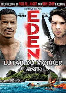 Poster do filme Eden: lutar ou morrer