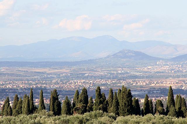 Castelli Romani Alban Hills