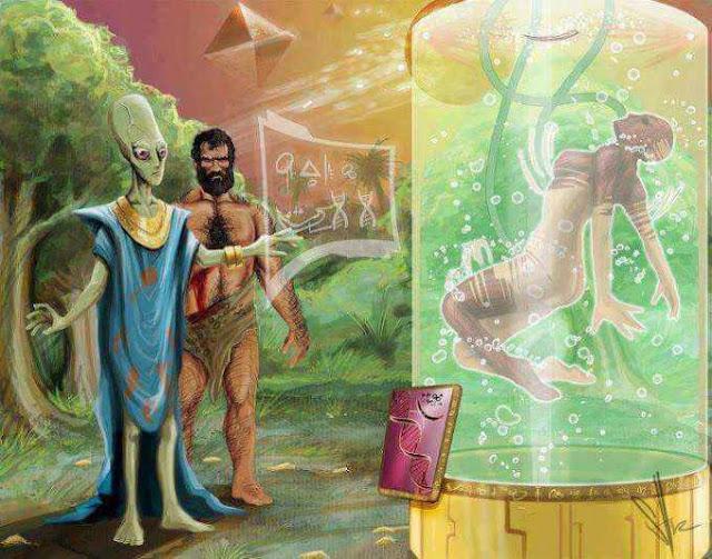 Top 14 sự thật về người ngoài hành tinh Anunnaki