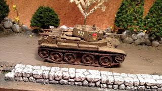 Trenchworx Soviet Armor - BT-7
