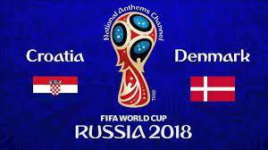 مشاهدة مباراة كرواتيا ضد الدنمارك بث مباشر اليوم الاحد 1-7-2018 كأس العالم 2018