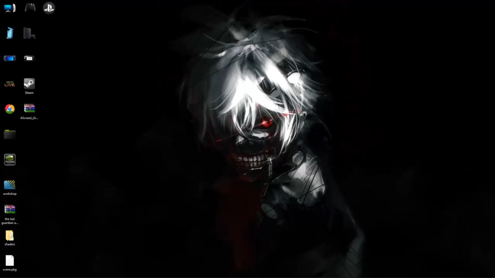 Wallpaper of Kaneki KenTokyo Ghoul background HD