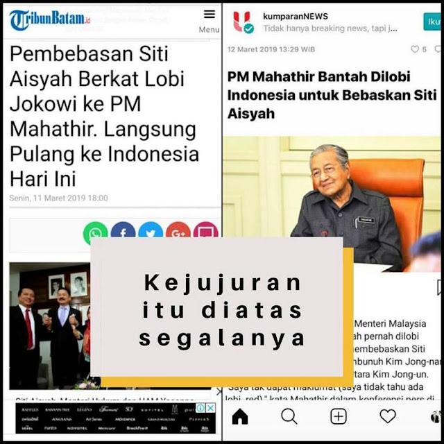 Mahathir-bantah