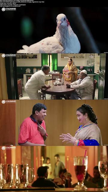 Kanchana Returns 2017 HRip 720p Hindi Dubbed