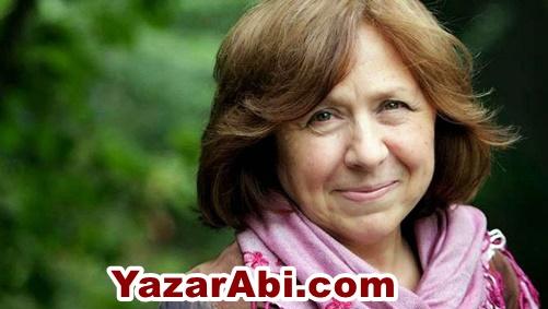 Nobel ödüllü Svetlana Aleksiyeviç'den 15 Etkili Bilgi