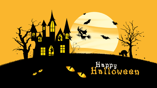 Happy Halloween Sayings, Quotes, Funny Cards, Scary Invitation Phrases