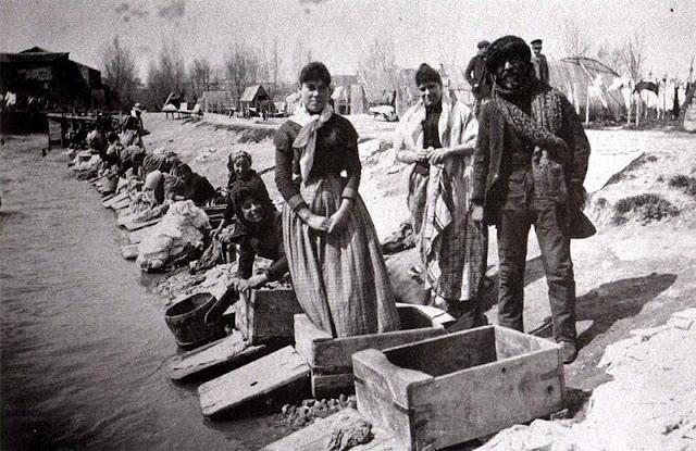 las-lavanderas-del-rio-manzanares