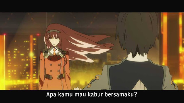 Darling in the FranXX Episode 03 Subtitle Indonesia