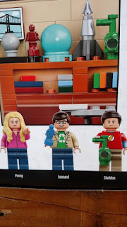 Lego Big Bang Theory Reviewed