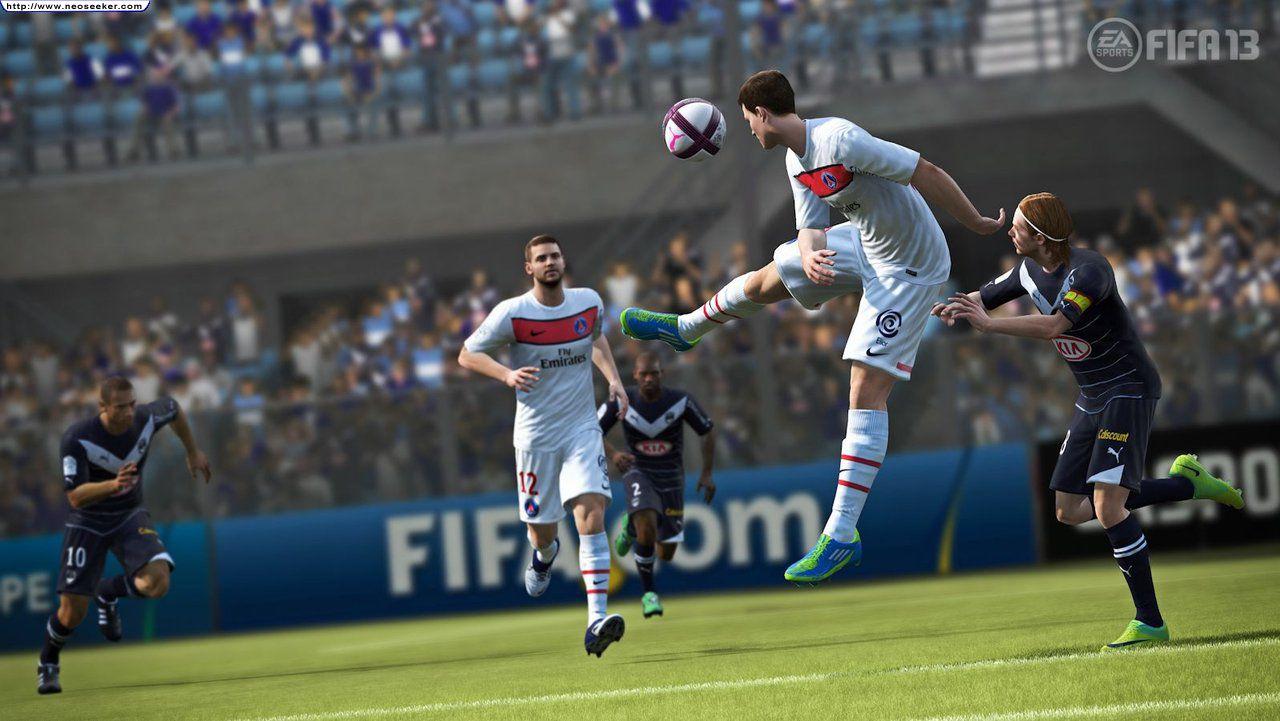Fifa Soccer 13 For Wii U Video Game Review Biogamer Girl