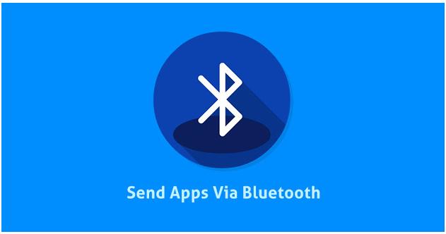 cara mengirim aplikasi lewat bluetooth fitur