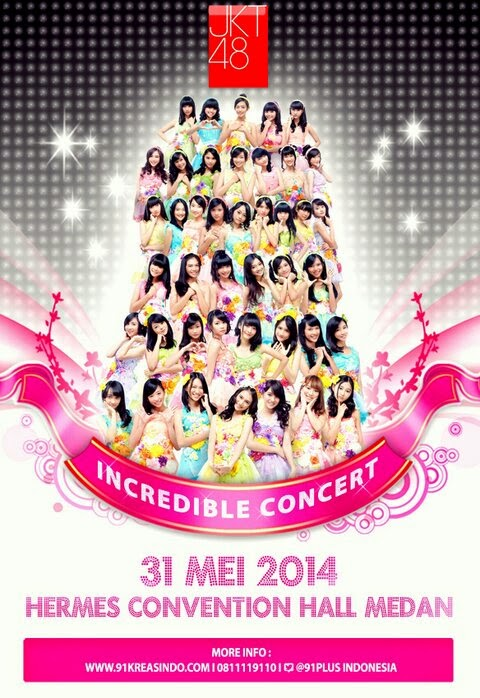 JKT48 Incredible Concert Medan