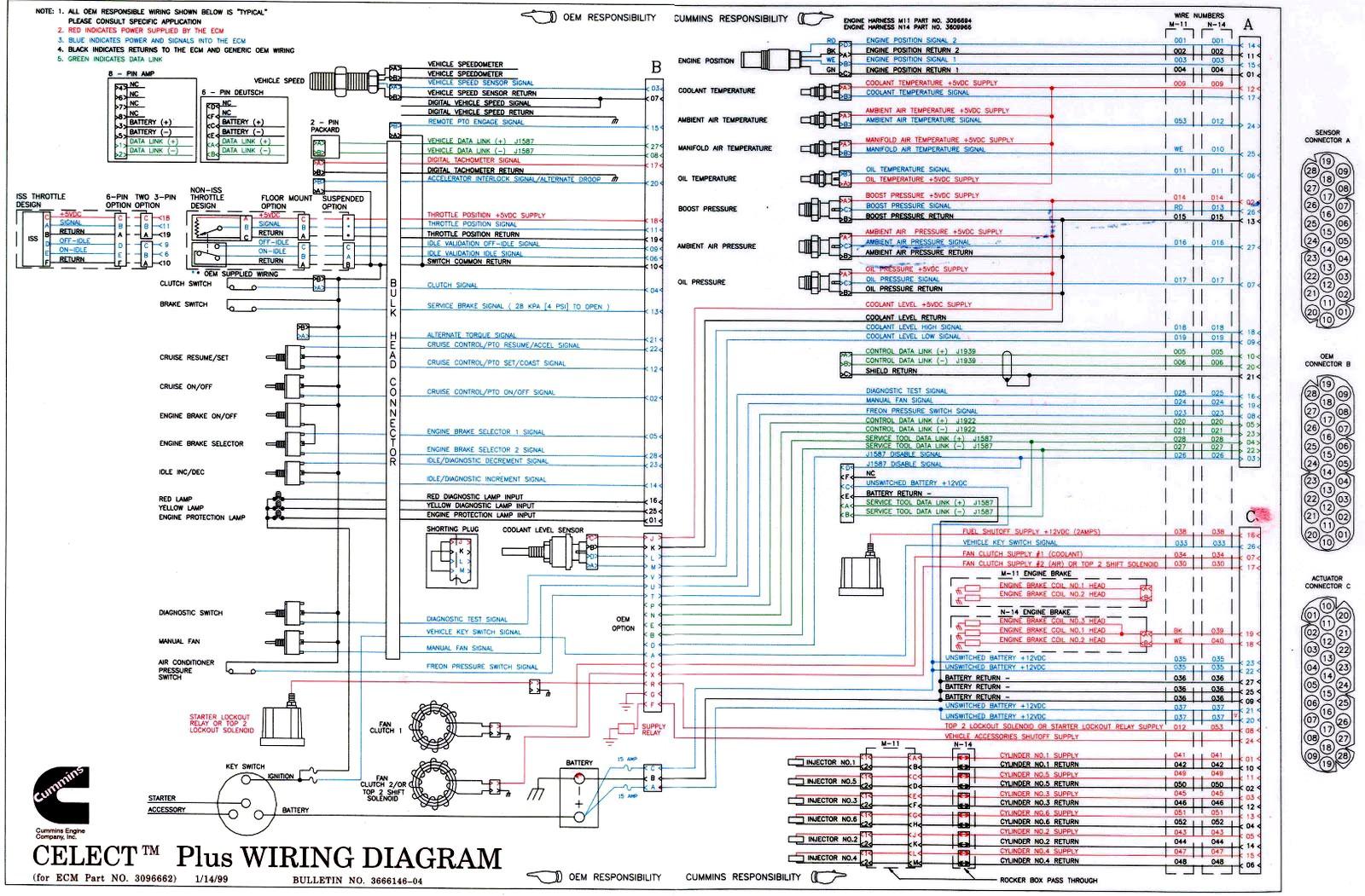Celect+Plus+Wiring+Diagram+Cummins awesome 2004 international 4300 wiring schematic ideas International DT466 Wiring-Diagram at soozxer.org