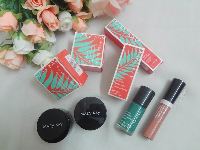 Mary Kay | Paradise Calling Collection Review