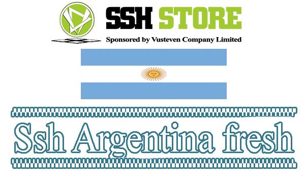 SSH Argentina free ( SSH AR ) Check fresh 14/01/2017