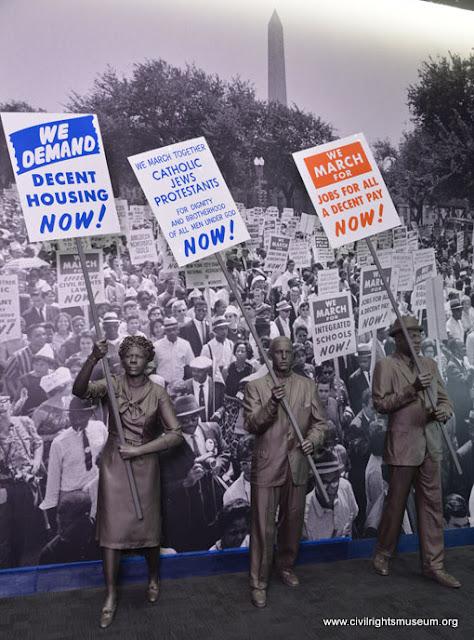 Marcha a Washington por Trabalho e Liberdade, 1963