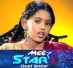Mee Star Chat Show with Annie (Rajanna fame)