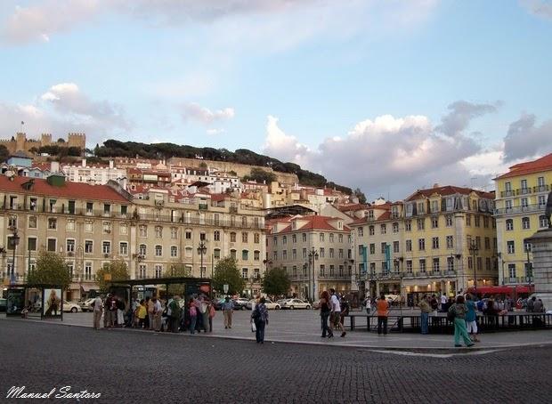 Lisbona, Rossio