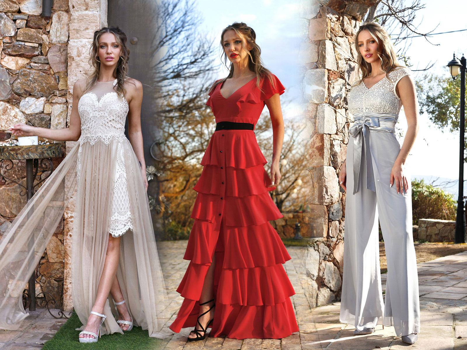 STRASS Πειραιάς φορέματα γάμος βάπτισης ρούχα βραδινά 8a86aa2af21
