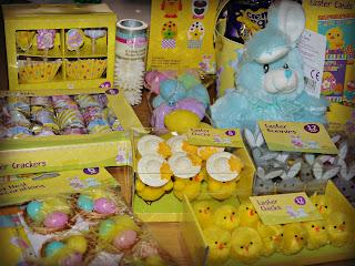 Easter, Poundland