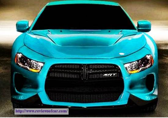 2017 Dodge Charger SRT Hellcat Reviews- Outside