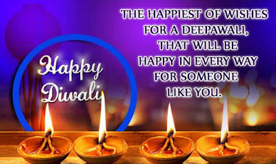 Happy Diwali or Deepawali 2018 wishes