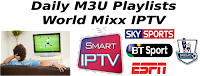 Updated IPTV Links 24 May 2018 New M3U Playlists