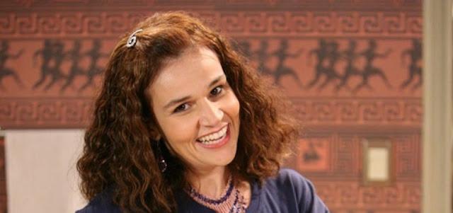 Claudia Rodrigues é transferida do Rio para hospital em São Paulo