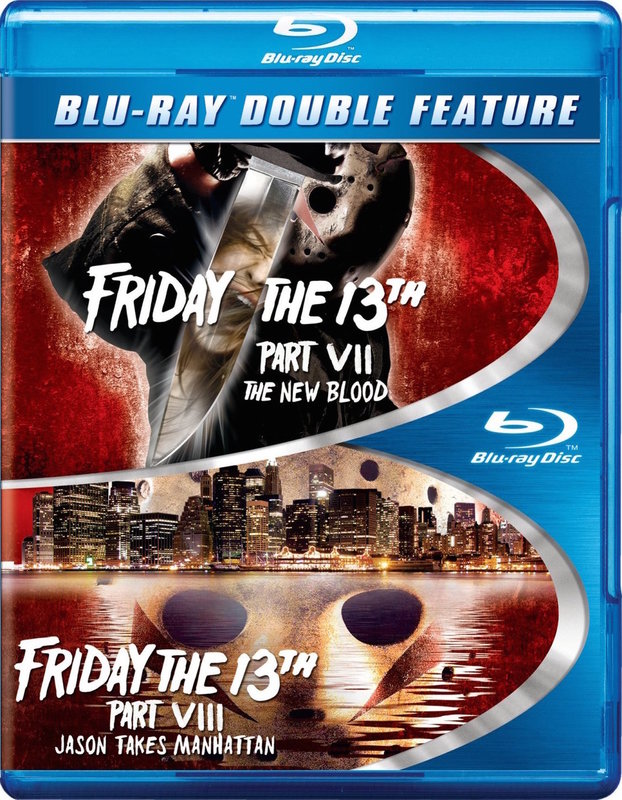 Friday the 13th, Part VII: The New Blood. Friday the 13th, Part VIII: Jason Takes Manhattan [1988 – 1989] [BD25] [Latino]