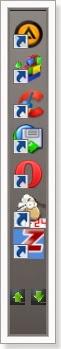 X-Peon organize a bagunça da aréa de trabalho