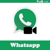 تنزيل برنامج واتس اب فيديو 2017 whatsapp video call