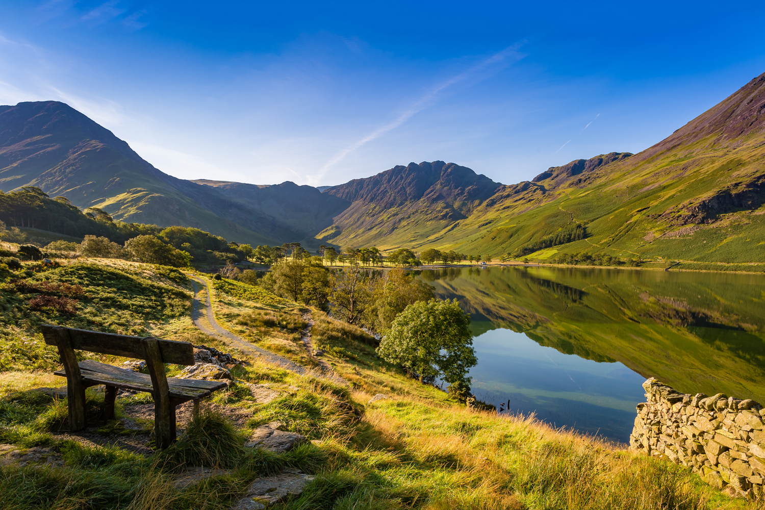 Lake District National Park, England