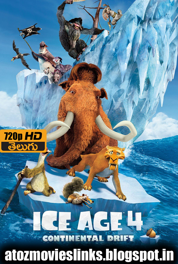 Ice Age 3 Telugu Dubbed Movie Free Download Hit --