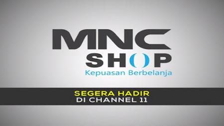 Frekuensi siaran MNC Shop di satelit ChinaSat 11 Terbaru