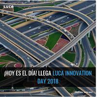¡Llegó el LUCA Innovation Day 2018!