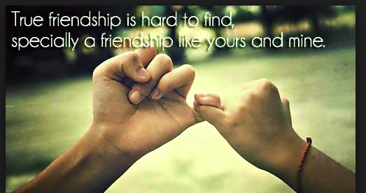 Friendship Day 1 Line Quotes