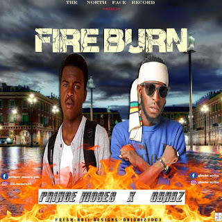 Hausa Hip Hop music :: Prince Moses ft Gbabz fire burn