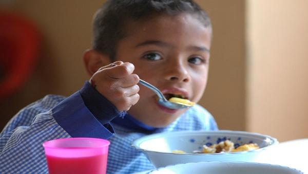 Uno de cada 5 niños de la urbe argentina padece desnutrición