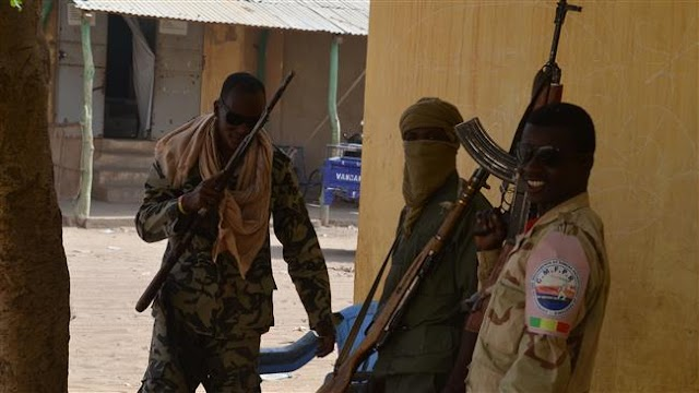 Two soldiers, two civilians killed in militant attack in Mali's restive north