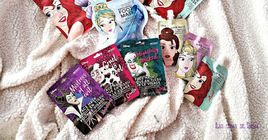 Disney Mask Collection de Mad Beauty