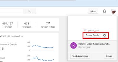 cara cepat mendapatkan uang dari youtube