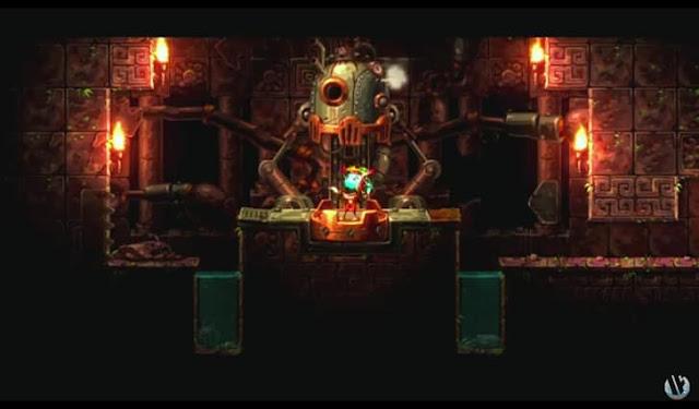 SteamWorld Dig 2 Screenshot-3