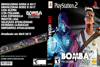Bomba Patch 2017 RN Games (PS2) Atualizado até Abril 2017