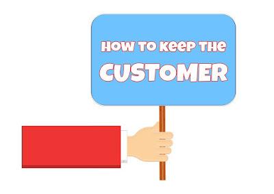 Sekali lagi Customer/pelanggan