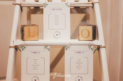 rustic wedding table plan ideas