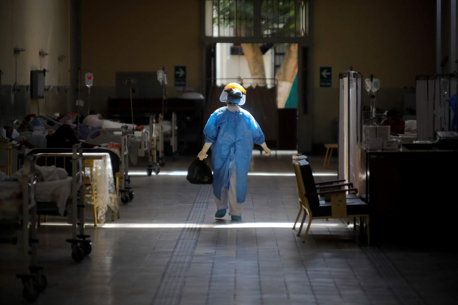 Coronavirus en Argentina: suman 112 las víctimas fatales y 2571 los infectados en el país