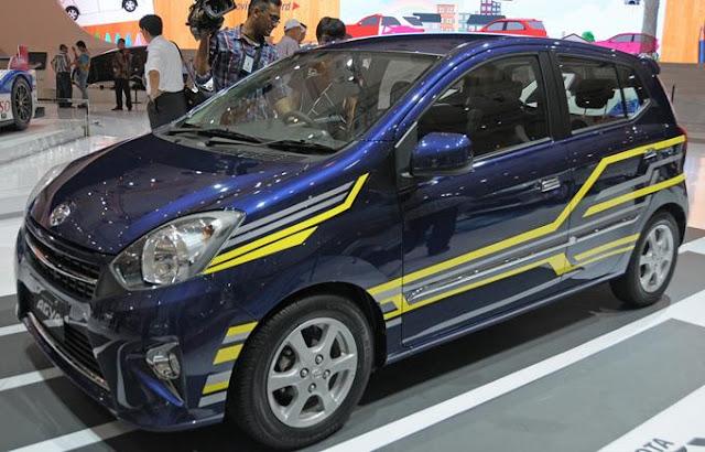 Modifikasi Mobil Agya