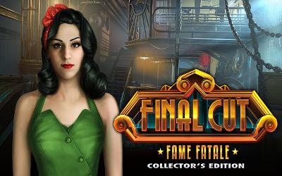 Final Cut: Fame Fatale Collector's Edition (Demo) - Jeu d'Objets Cachés sur PC